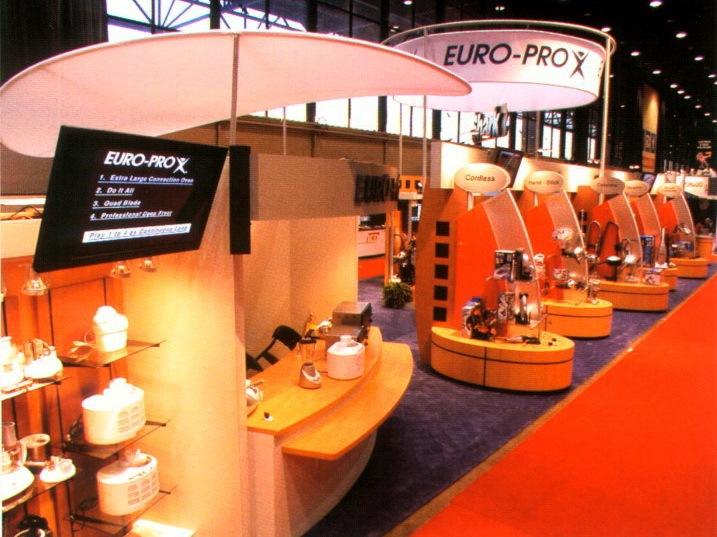 展览会展台--Euro-Pro