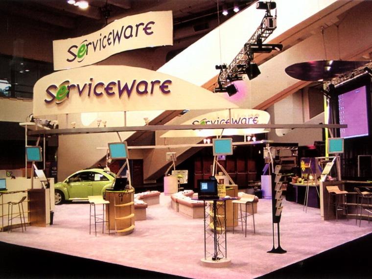 展览会展台--Erviceware