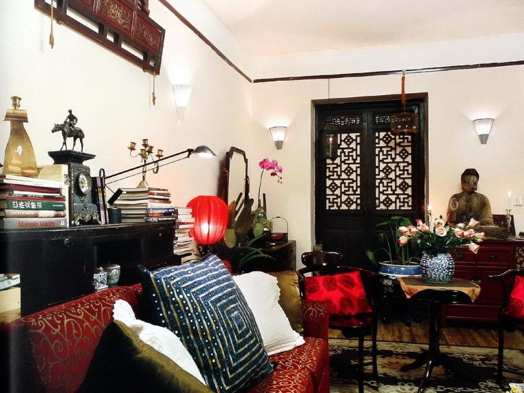居室设计--梧桐树下的浪漫人家