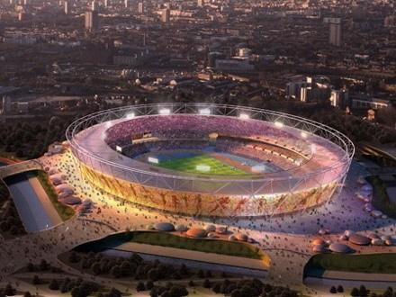 伦敦2012年奥林匹克运动会场馆
