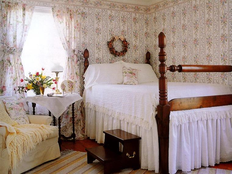 居室装饰--浪漫的卧室