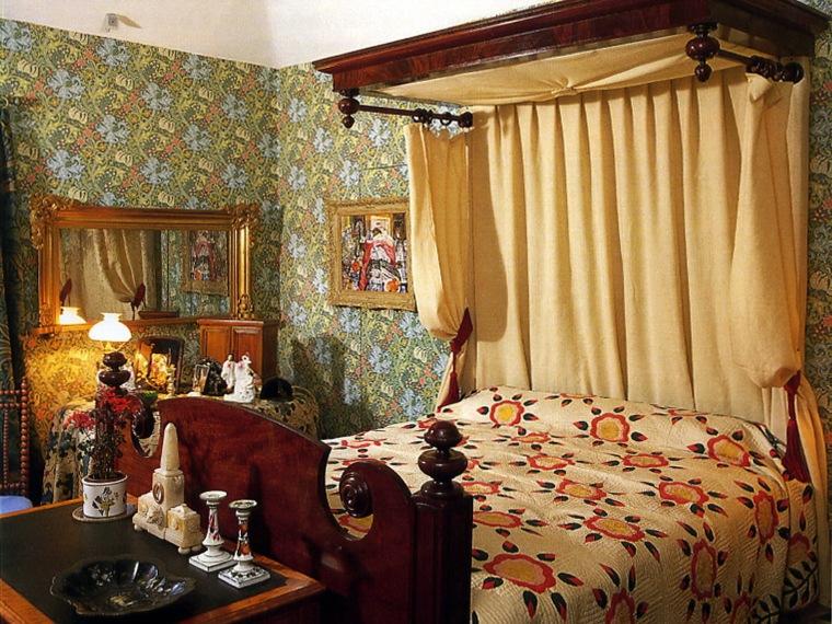 居室装饰--惬意的卧室和浴室