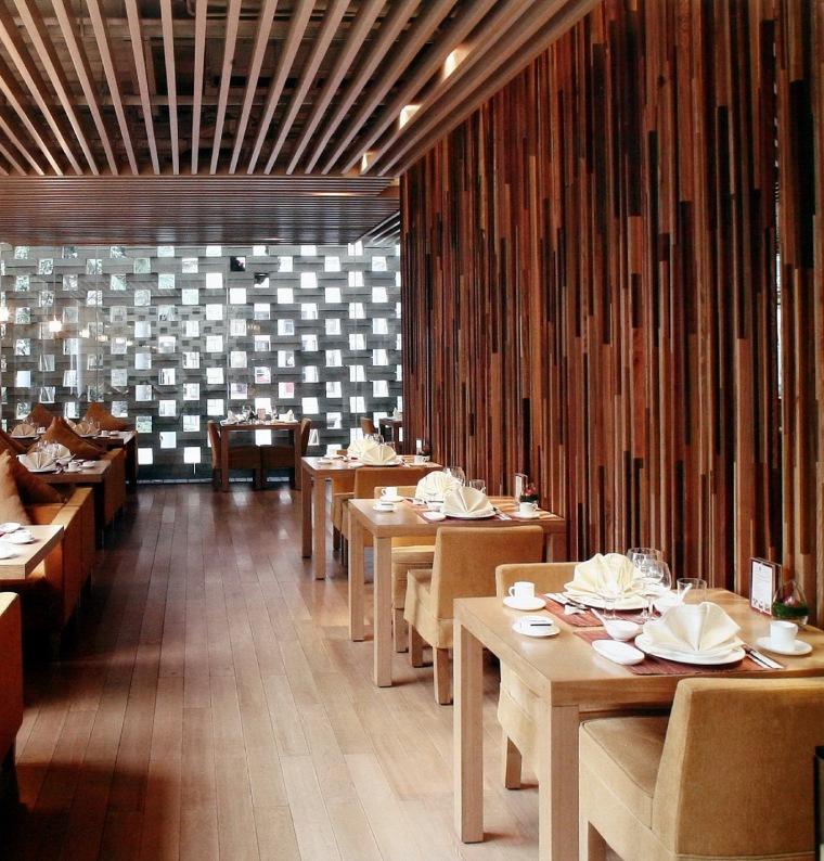 餐厅装饰--美人非迟暮-俏江南第4张图片