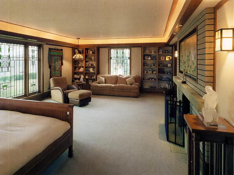 室内装饰--居住空间