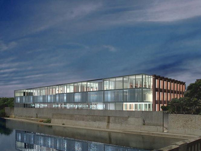 滑铁卢大学建筑学院