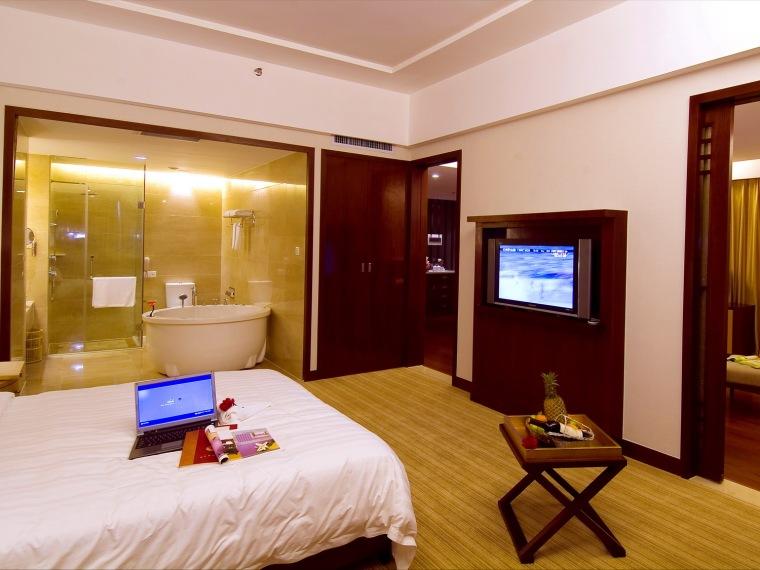 酒店设计--某酒店装修设计方案