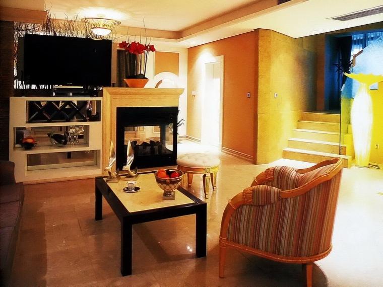 公寓设计--SK YWAY酒店公寓某宅