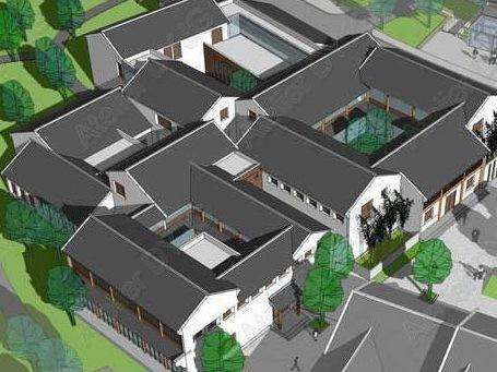 杭州湘湖游客中心和商务会所设计
