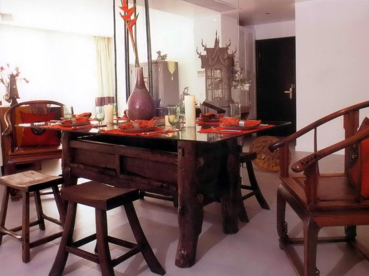 居室设计--新中国风-江南水乡