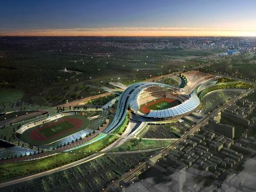 2014年仁川亚运会主体育场