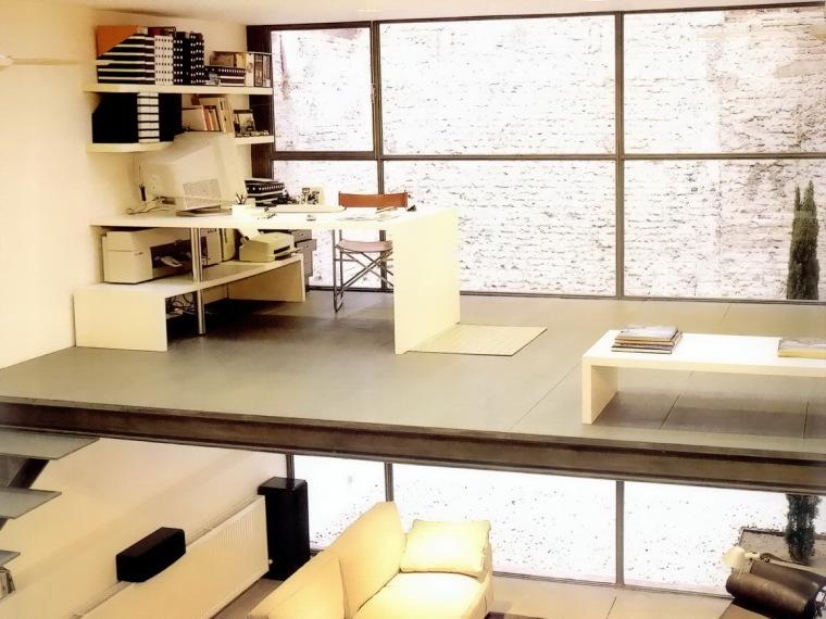 居室设计--家庭办公室