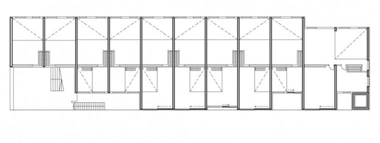 平面图02 plan 02-Stperigaten 25住宅公寓第12张图片