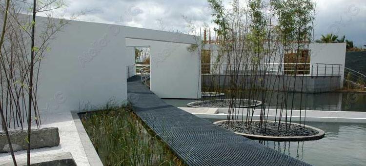 2007中国(厦门)国际园林花卉博览会设计师花园景观设计第3张图片