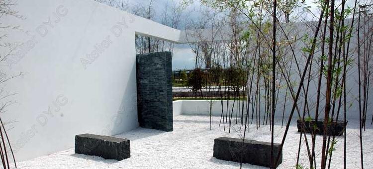 2007中国(厦门)国际园林花卉博览会设计师花园景观设计第5张图片