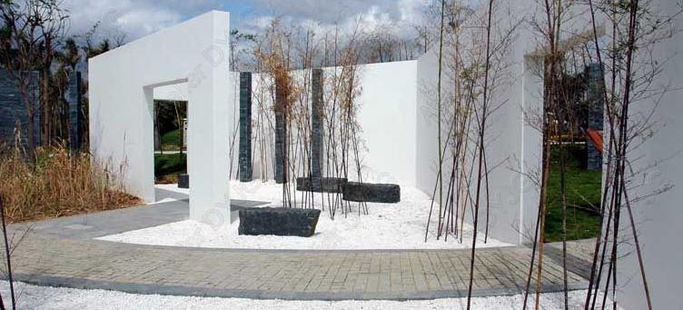 2007中国(厦门)国际园林花卉博览会设计师花园景观设计第8张图片