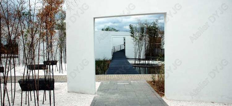 2007中国(厦门)国际园林花卉博览会设计师花园景观设计第9张图片