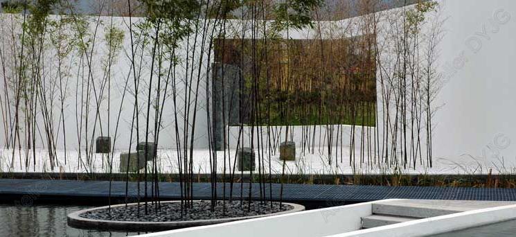 2007中国(厦门)国际园林花卉博览会设计师花园景观设计第10张图片