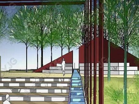 2006年沈阳国际园艺博览会16、18、20、23、28地块展览花园设计