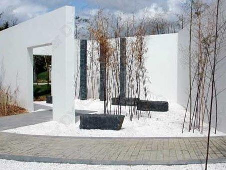 2007中国(厦门)国际园林花卉博览会设计师花园景观设计第1张图片