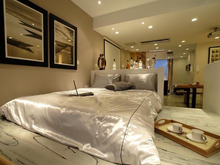 居室设计--山水云房LOFT样板房A户型