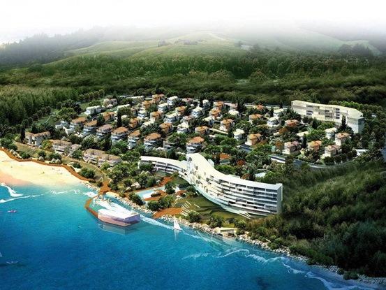 海尔凤凰岛旅游度假村