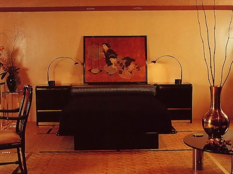 居室设计--室内陈设和内部装饰