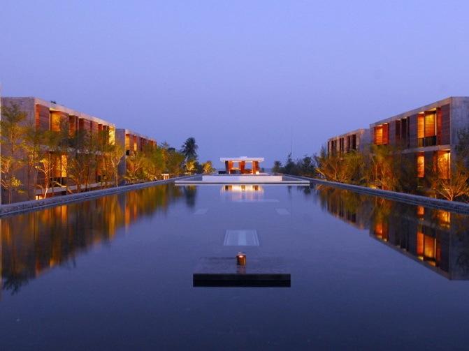 泰国武里的度假酒店