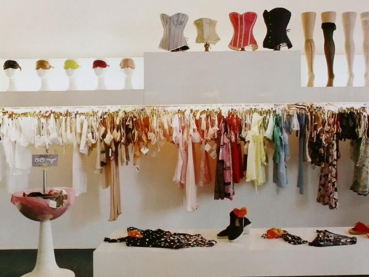 专卖店--Blush Dessous女装店