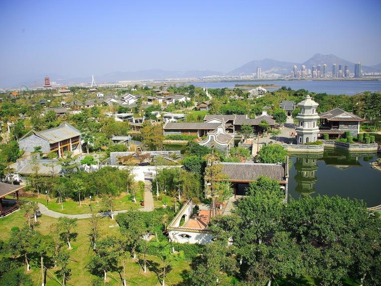 第六届中国国际园林花卉博览会(厦门)园博园规划设计
