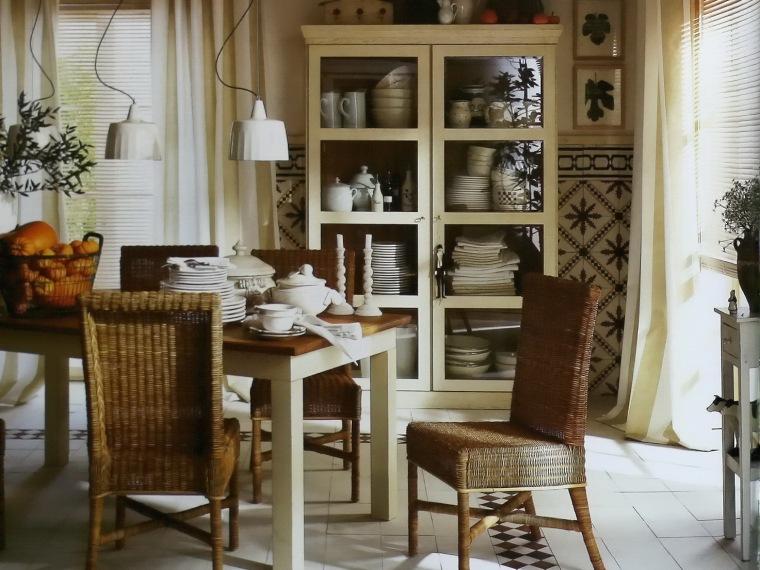居室装饰--欧洲乡村风格