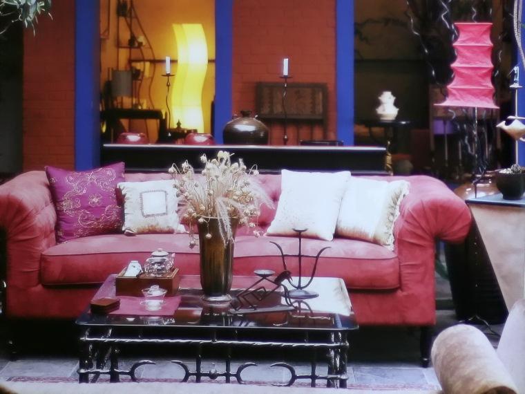 居室装饰--东南亚度假风格