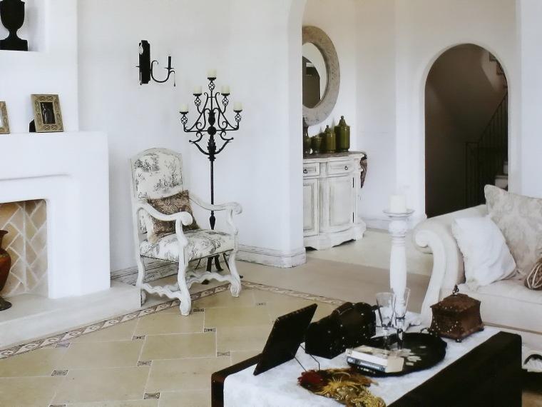 居室装饰--悠然地中海