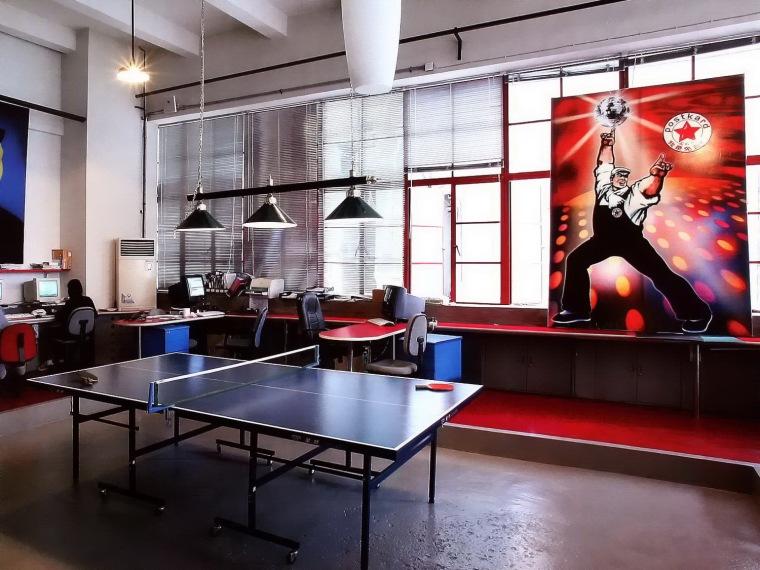 办公设计--红火的创意魔盒