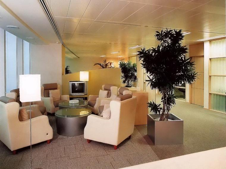 办公设计--软化商业人性空间