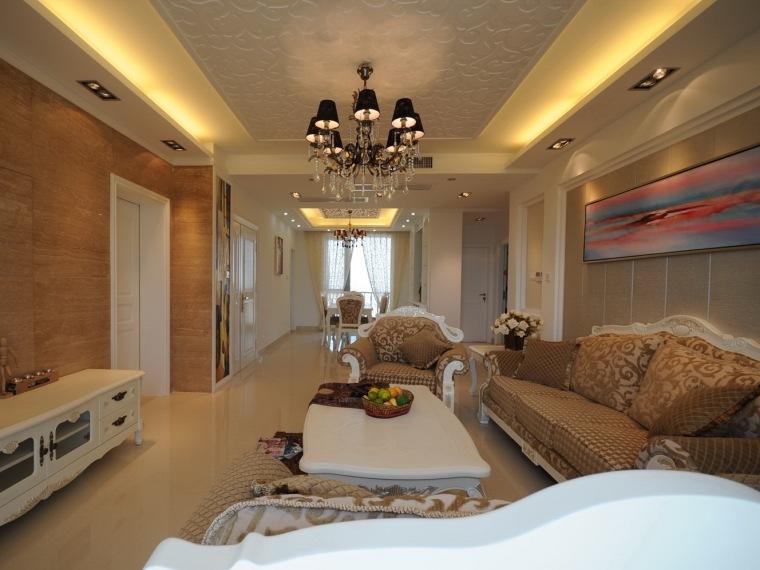 居室设计--世贸中心白调欧式