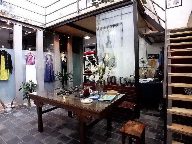 办公设计--霓裳装点的玲珑楼阁
