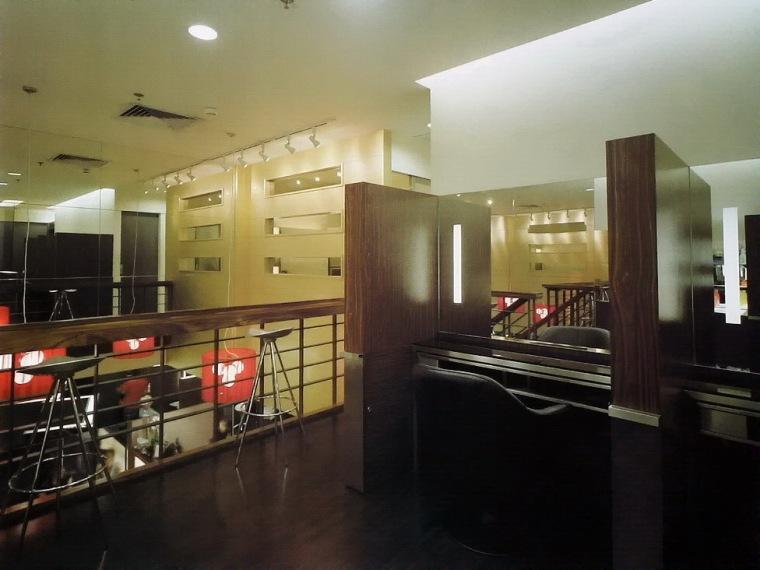 上海希尔顿酒店中的发廊