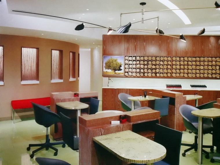 发廊、美甲--Elizabeth Arden Red Door Spa&Salon