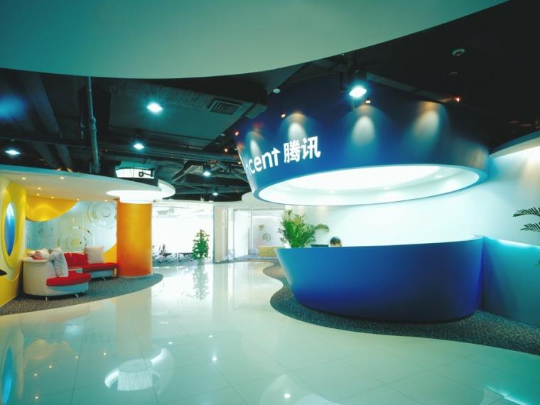 办公设计--腾讯科技(北京)