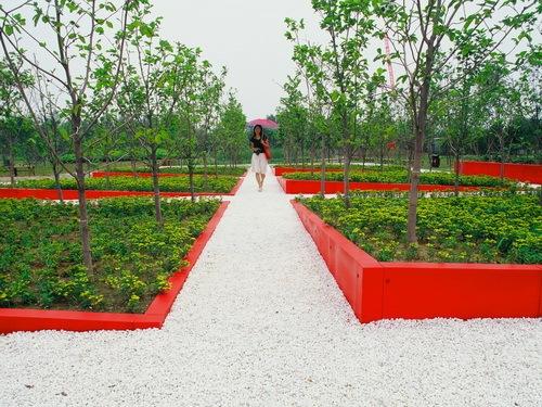 秦皇岛植物园景观设计