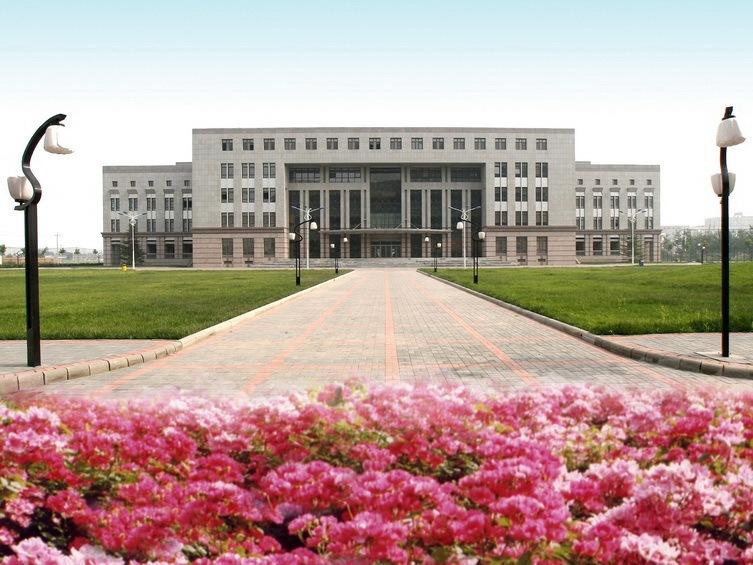"""天津商学院""""十五""""一期扩建(图书馆)工程"""