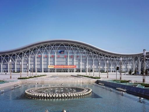 烟台世贸中心—会展中心工程