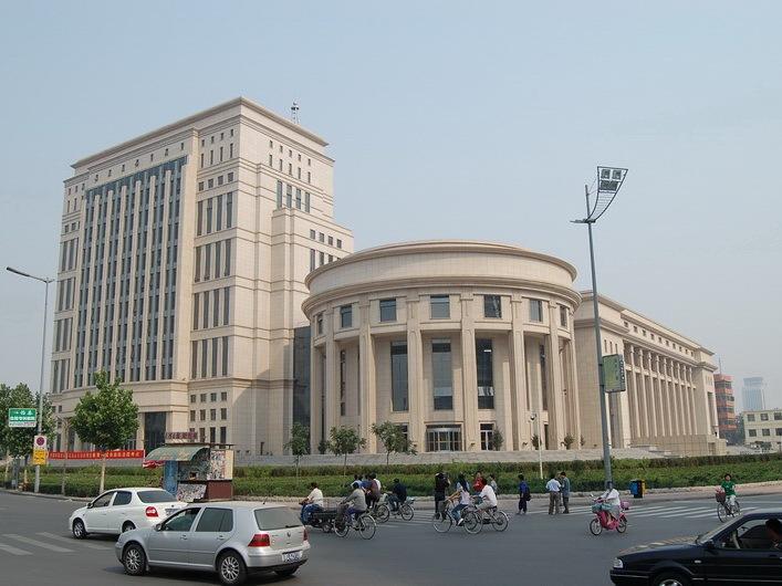 天津市高级人民法院审判综合楼工程