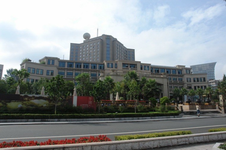 翠湖宾馆二期工程(商务综合楼)第10张图片