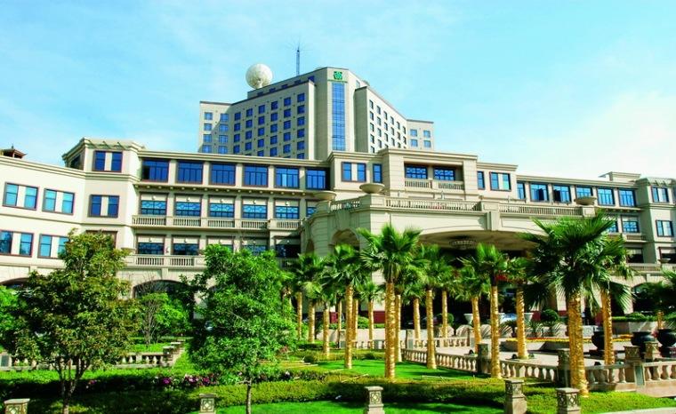 翠湖宾馆二期工程(商务综合楼)第12张图片