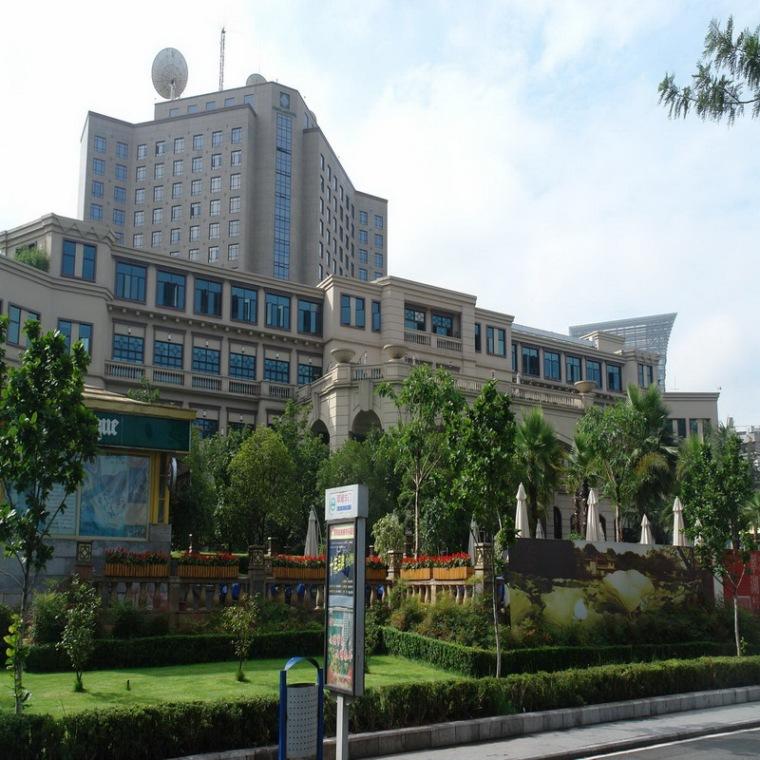 翠湖宾馆二期工程(商务综合楼)第13张图片