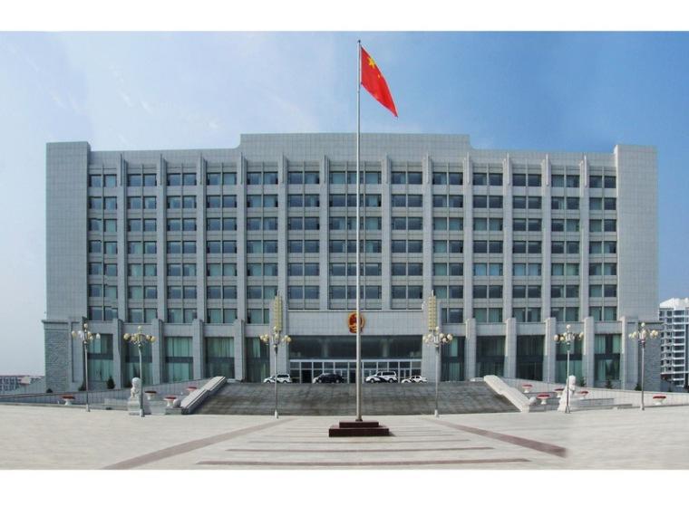 内蒙古自治区高级人民法院审判办公综合楼