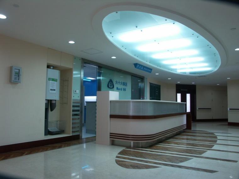中山医院门急诊医疗综合楼工程第5张图片