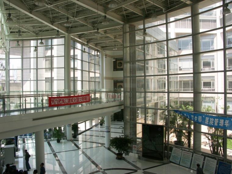 中山医院门急诊医疗综合楼工程第10张图片