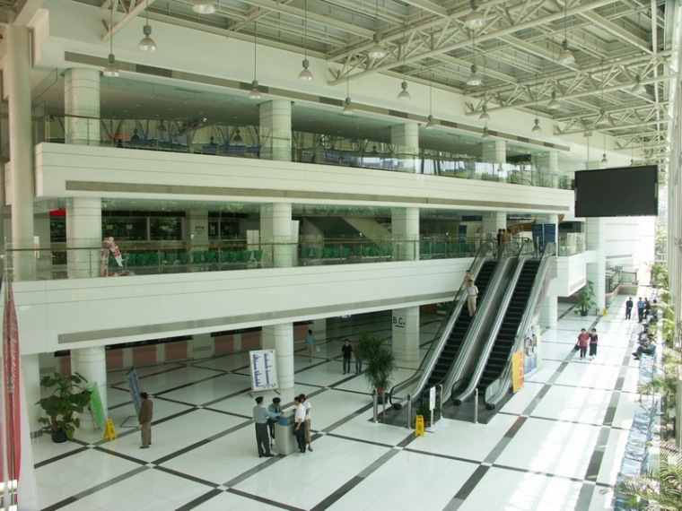 中山医院门急诊医疗综合楼工程第12张图片